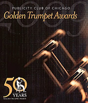 Golden Trumpet Awards Brochure Cover